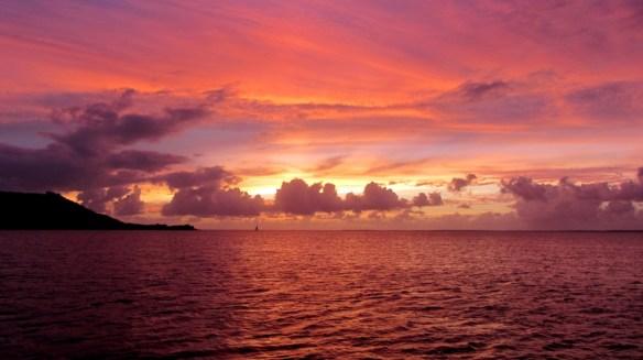 sunset cor