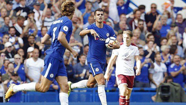 Burnley vs Chelsea Premier League