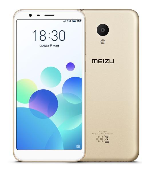 Meizu M8c Gold