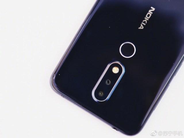 Nokia X leaked image TENAA