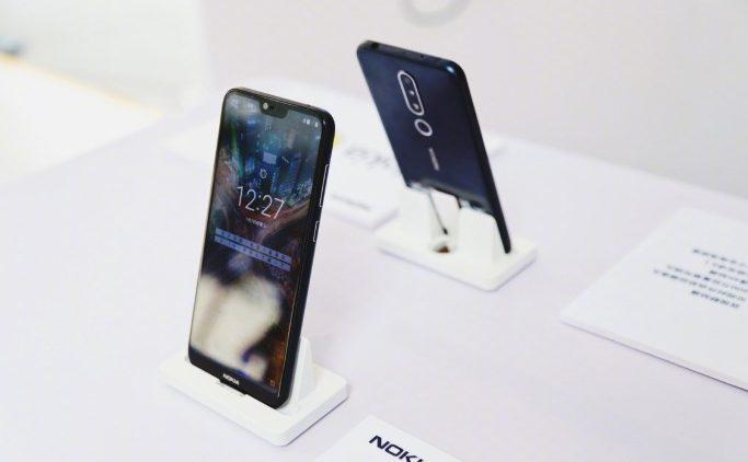 Nokia X store listling