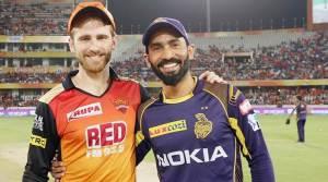 SRH vs KKR Qualifier II, IPL 2018