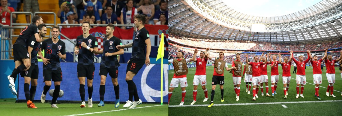 Croatia vs Denmark