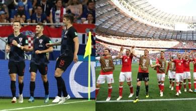 Croatia vs Denmark