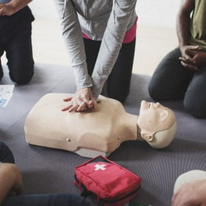 First Aid at Work Level 3