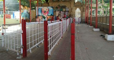 Gateway to the temple