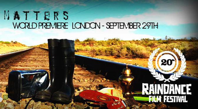 Noise Matters World Premiere: London September 29th