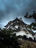 Around Japan - Hikone Castle by Matias Masucci