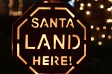 Santa Land Here by Matias Masucci