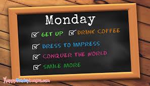 Monday 13