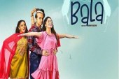 Embark on a laugh riot with Ayushmann Khurrana starrer Bala's new poster!
