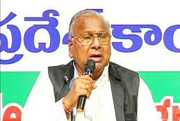 Hanumantha Rao Urges Govt To Hold Bonalu