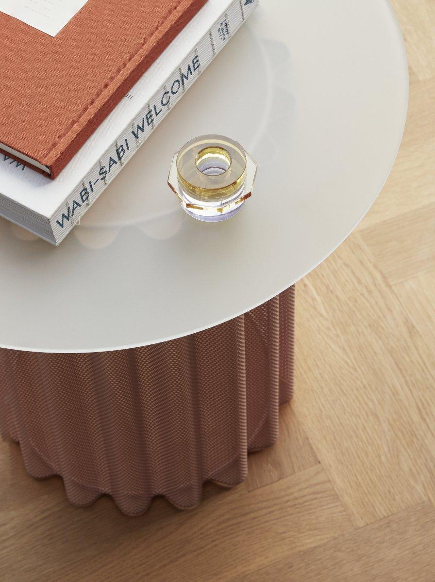hubsch metal table