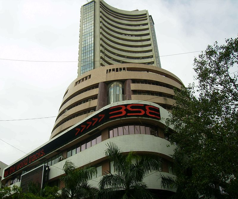 Sensex Rebounds 235 Points, DLF Surges 16%