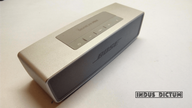 bose soundlink mini cover watermark