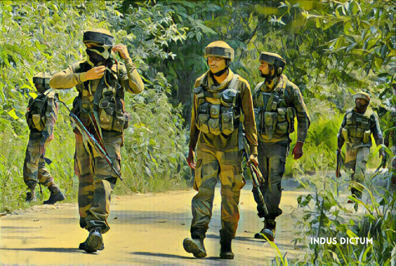 indian army kashmir foot soldiers watermark