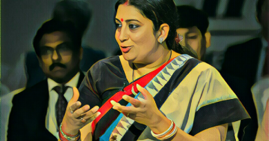 Smriti Irani. Indian Political League, Gujarat Elections