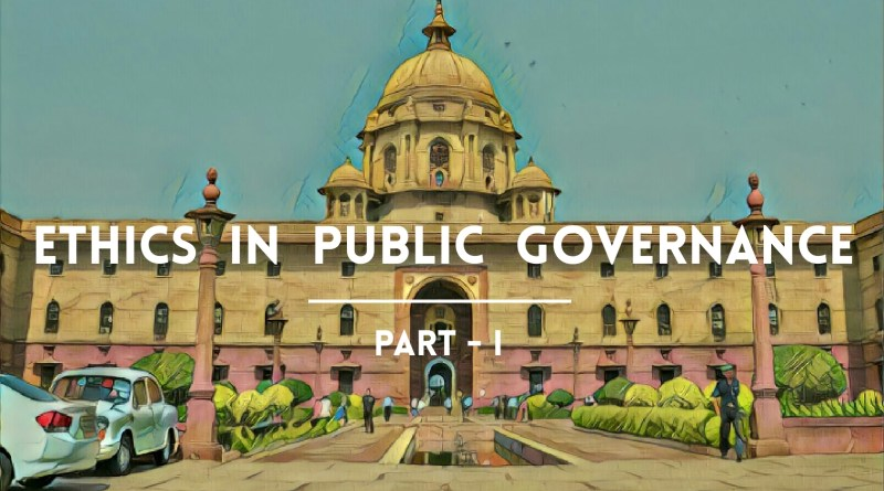 public governance series watermark part 1 cover | Indus Dictum