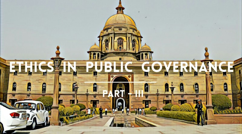 public governance series watermark part 3 cover | Indus Dictum