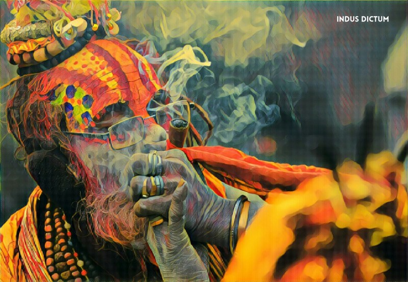 medical marijuana legalization parliament winter session december, India, Sadhu Smoking