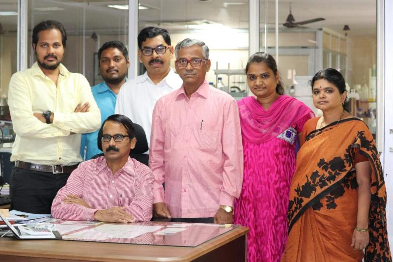 Team of researchers at National Institute of Nutrition