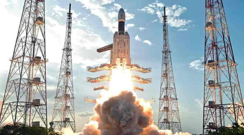 ISRO Chandrayaan 2 launch