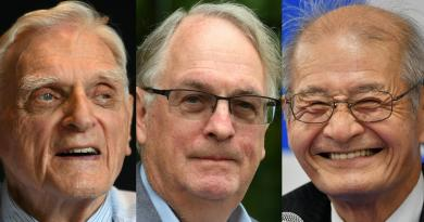 Nobel Prize (Chemistry) - Lithium-ion battery scientists awarded