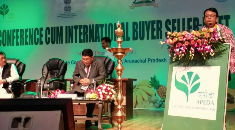 Arunachal holds buyer seller meet on agriculture horticulture | Indus Dictum