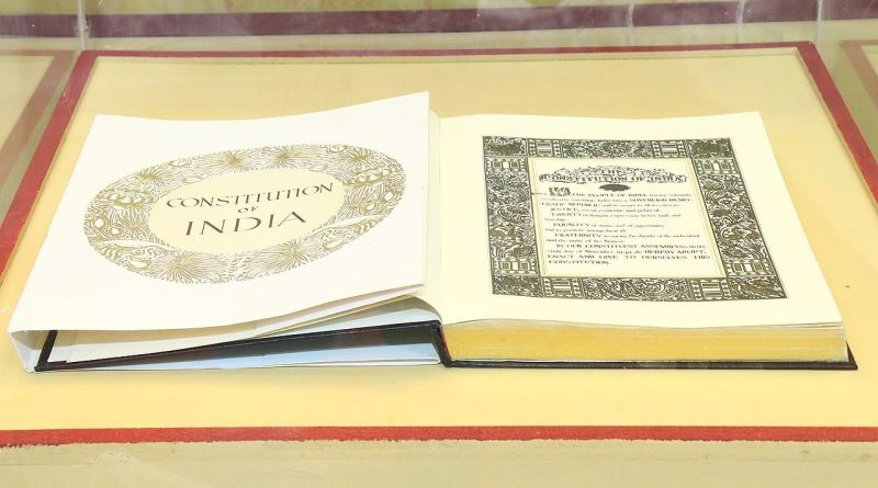 Yearlong activities planned for 70th Constitution Day begin tomorrow with Preamble reading