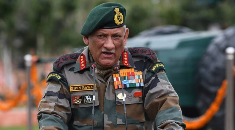 Defence Min: Army General Rawat presiding at 35th Infantry Commanders' Conference in Mhow
