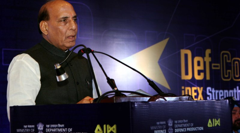 Helicopters, aircraft & more services worth Rs 22,800 Cr approved under 'Make in India': Def Min