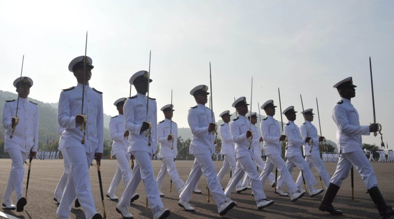 INA to display President's Colours, highest military honour, at Passing out Parade tomorrow