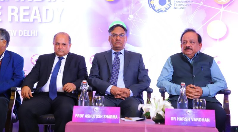 India leading scientific and technological powerhouse, startup hub: Sci-Tech Min