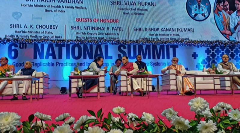 NHM Summit on public healthcare systems: SAANS campaign against pneumonia launched
