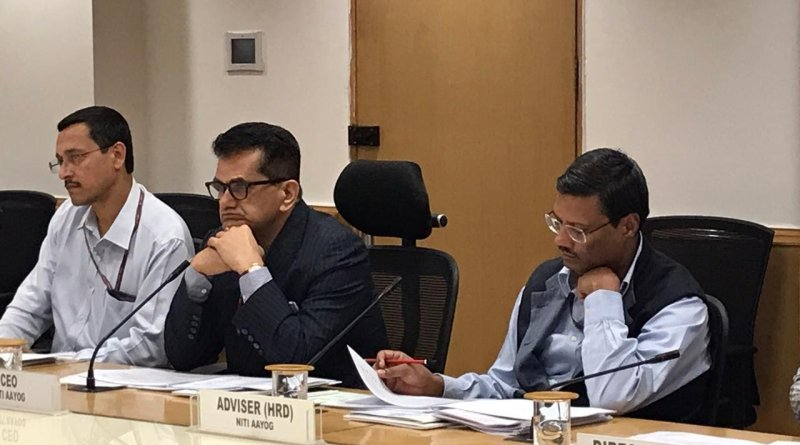 NITI Aayog, Microsoft, WHO, IITs discuss Assistive Devices tech industry & health policy