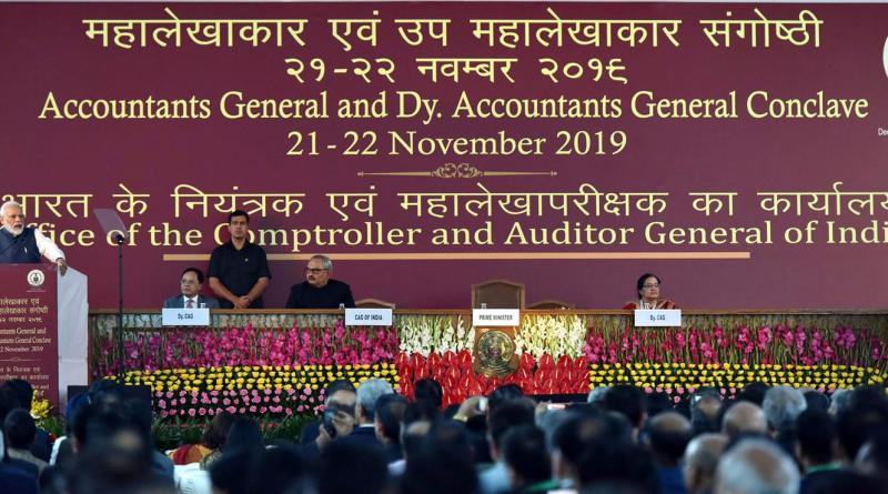 PM at Conclave of Accountants General: What CAG does has great impact on govt