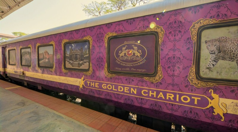 Railway Min: IRCTC & KSTDC sign MoU to run Golden Chariot Train, will boost tourism in Southern India