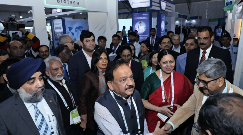 Sci-Tech Min at Global Bio-India 2019: India has potential to emerge world leader in Biotechnology