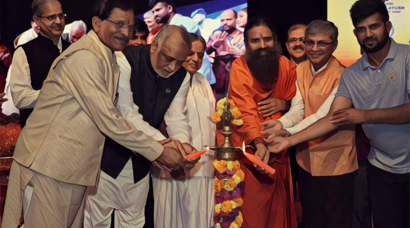 Shripad Naik inaugurates International Conference on Yoga for Heart Care by AYUSH