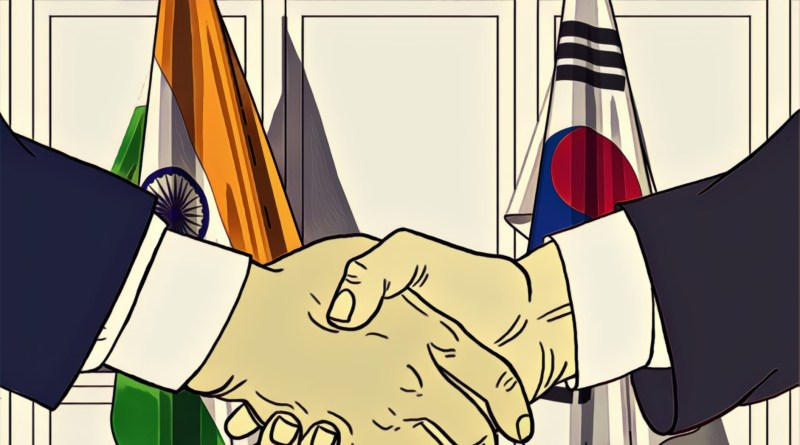 Union Min calls for joint applied research under India-Korea Future Strategy Group