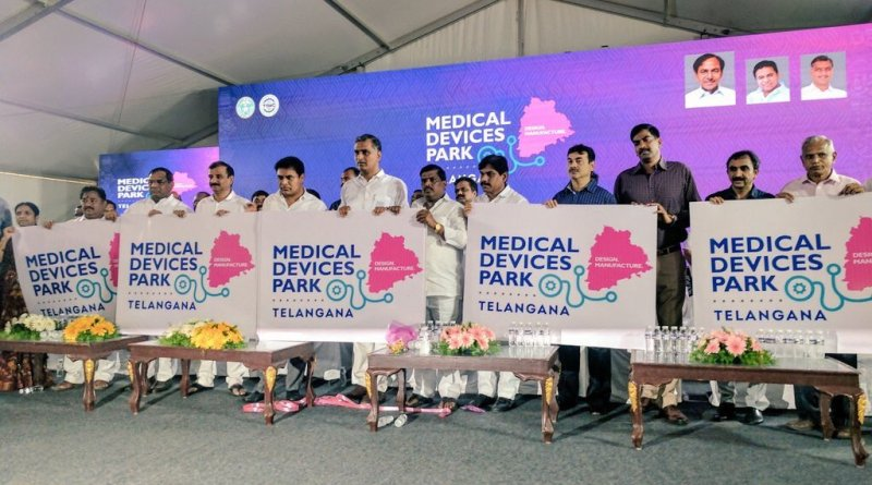 4 Medical Devices Parks in Kerala, Telangana, Andhra & TN 'approved' by Health Ministry