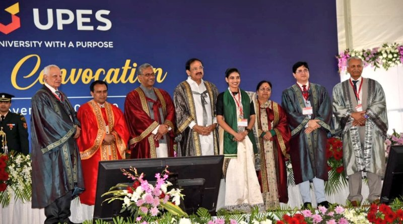 Aim to be amongst top 100 institutions in world, make India a hub for global learning: VP Naidu
