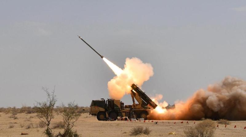 Video: DRDO indigenous Pinaka MkII missile is another 'Make in India' success with 2nd trial
