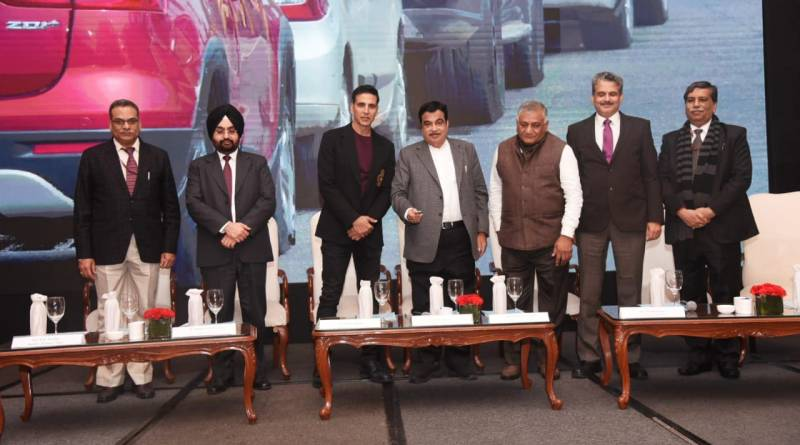 Gadkari releases FASTag TV awareness campaign starring Akshay Kumar