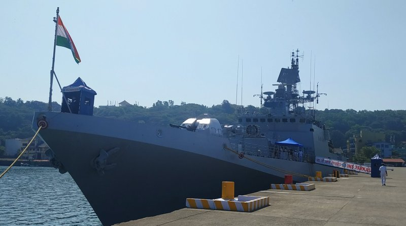 Goa to host Naval Phases of India-Russia tri-services Exercise 'Indra 2019'