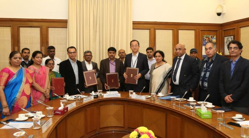 India & ADB sign $206M loan to improve urban services, water supply & sanitation in 5 TN cities