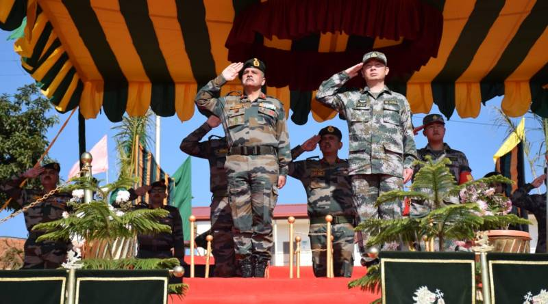 India China joint Military Army Exercise Hand in Hand 2019 concludes in Meghalaya | Indus Dictum
