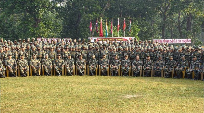 India-Nepal joint military Exercise 'Surya Kiran' begins at Nepal Army Battle School: Def Min