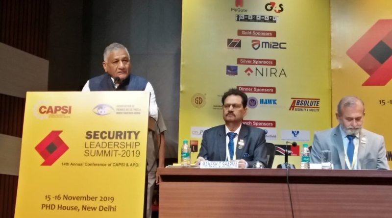 India now world's 2nd largest road network at 5.8 million km: Gen VK Singh
