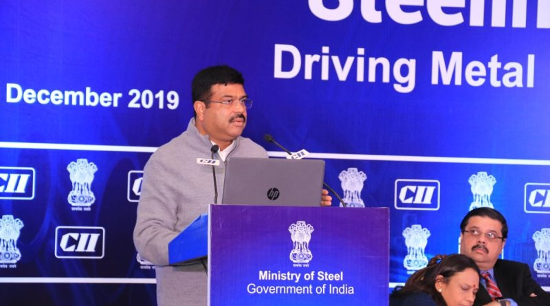 India's steel per capita consumption set to grow with 'Ispati Irada': Minister Pradhan